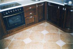 Фото - Що стелити на підлогу на кухні: параметри вибору