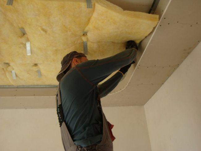 Фото - Що таке шумоізоляція стелі і як її зробити своїми руками?
