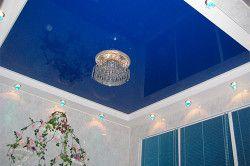 Освітлення стелі з гіпсокартону
