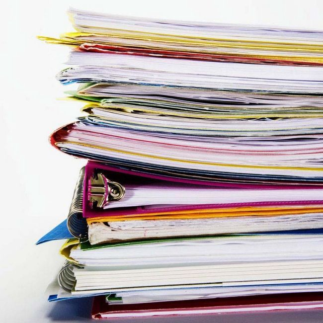 Збираємо необхідні документи