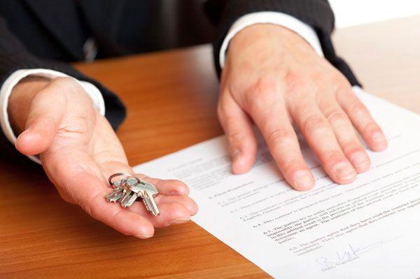 Підписання договору дарування
