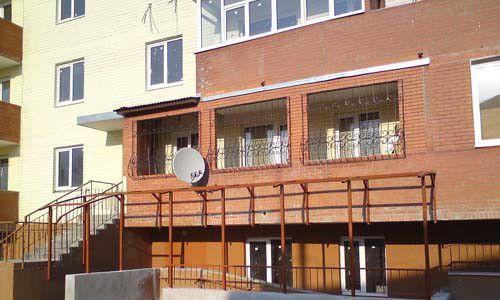 Фото - Дії для узаконення балкона