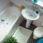 Дизайн маленької ванної фото