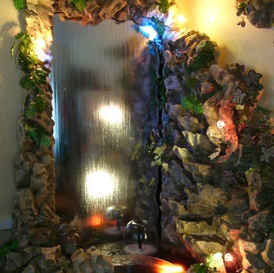 Декоративні фонтани: додаємо трохи води