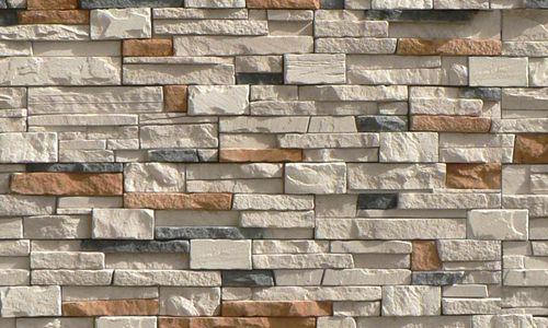 Стіна з декоративного цегли