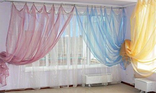 Фото - Декоруємо вікна: як вибрати ширину штор