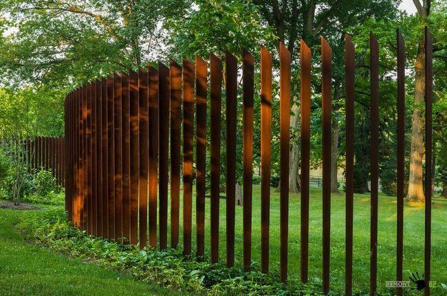 декоративний паркан