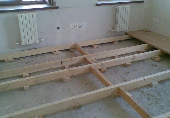 Фото - Робимо самі дерев'яна підлога в квартирі