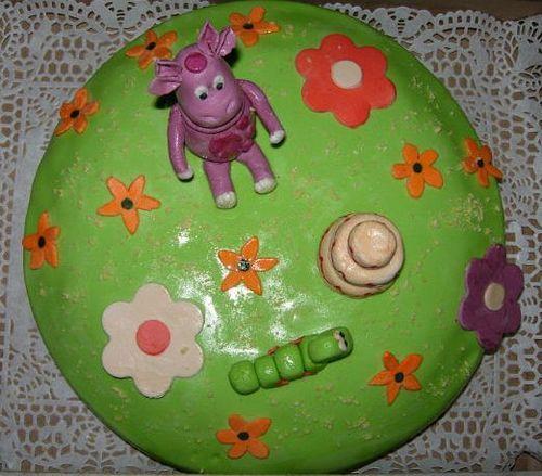 Торт дитині на день народження