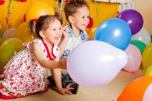 Як прикрасити кімнату на день народження дитини