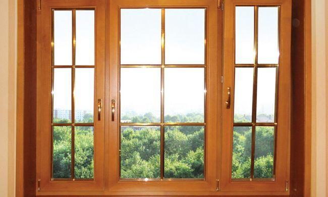Фото - Дерев'яні вікна для дачі