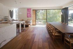 Фото - Дерев'яна підлога: матеріали та технологія установки