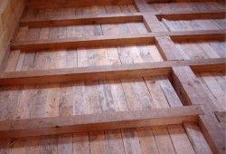 Фото - Дерев'яна підлога в приватному будинку: вибираємо правильно