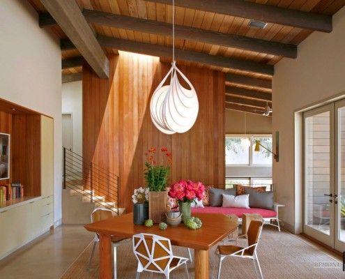Деревяна стеля і інші деревяні елементи