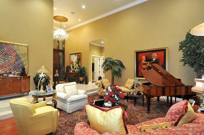 Фото - Оригінальність стилю ф'южн в житловій квартирі