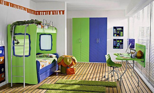 Фото - Дитяча кімната для двох