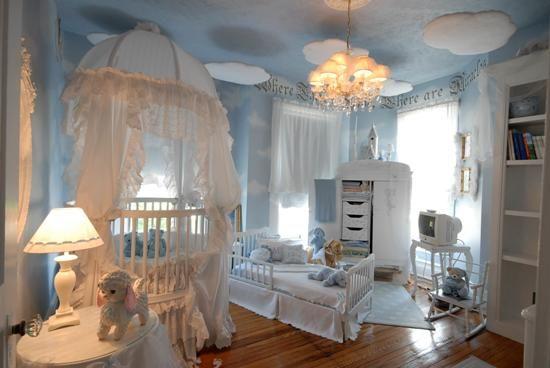 Фото - Дитяча кімната для новонародженого - правила облаштування