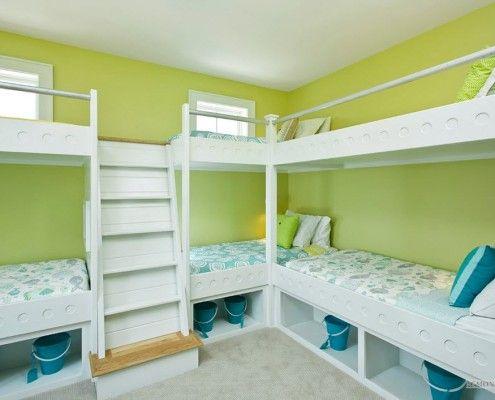 Двоярусні ліжка для багатодітної сімї