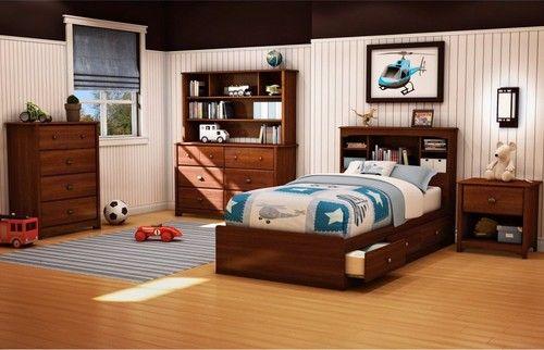 Фото - Дитяче ліжко з ящиками: види та особливості вибору відповідної моделі