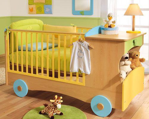 Фото - Дитяче ліжко: вибираємо зі смаком