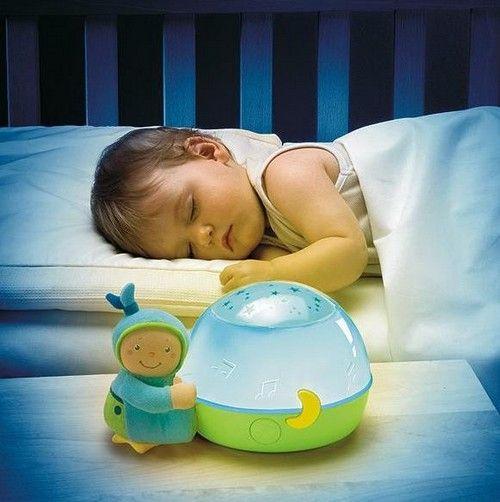 Фото - Дитячий нічник: незамінний атрибут кімнати вашої дитини