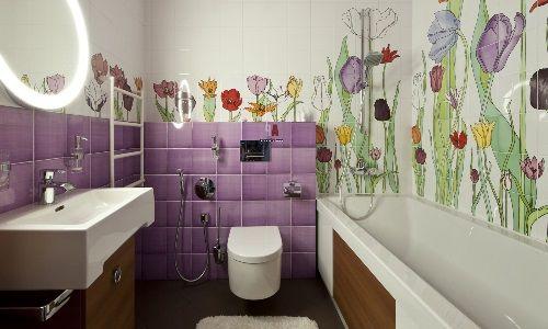 Дизайн для компактних ванних кімнат і туалетів