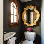 темний туалет