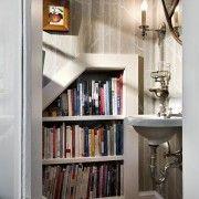 Книги в туалеті