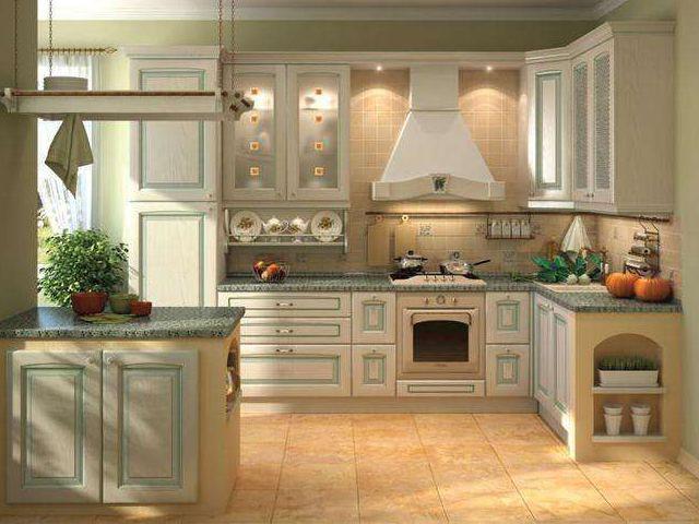 Фото - Дизайн кухні 16 кв: варіанти інтер'єру