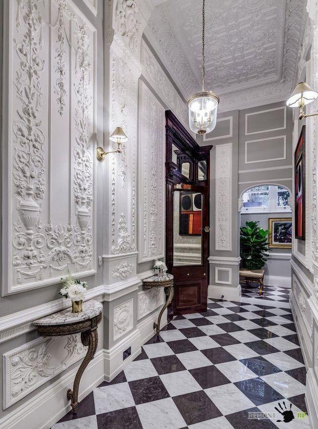 Фото - Витончена класика в оформленні квартири в лондоні