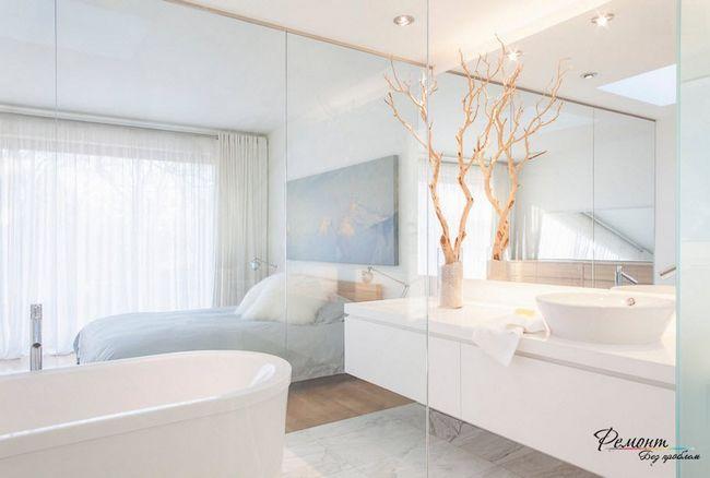 Вишуканий стиль спальні