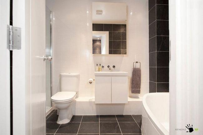 Незвичайний дизайн ванної кімнати