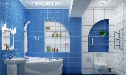 Дизайн невеликої ванної кімнати в хрущовці