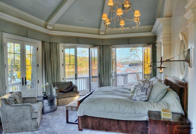Фото - Спальня в стилі прованс: затишок у спадок