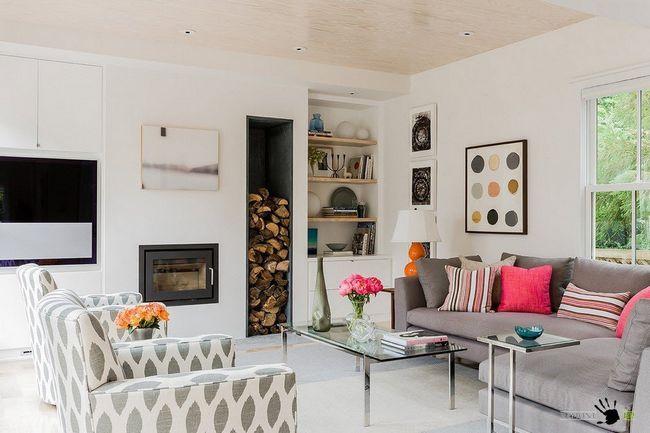 Хорошим варіантом збільшення простору може бути демонтаж перегородки між лоджією і основний площею квартири