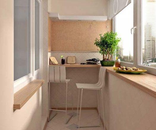 Меблі для балкону