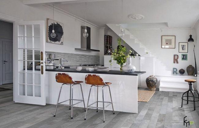 Фото - Кутові кухні - використовуємо простір по-максимуму