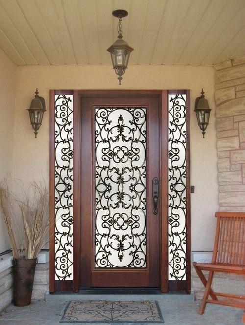 Двері вхідні фото