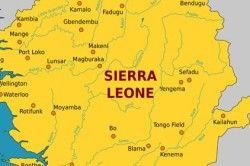 Видобуток алмазів в Сьєрра-Леоне