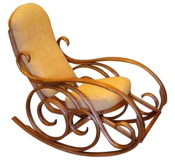 Фото - Домашнє крісло-качалка