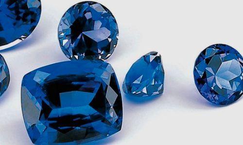 Фото - Дорогоцінні варіанти синіх каменів