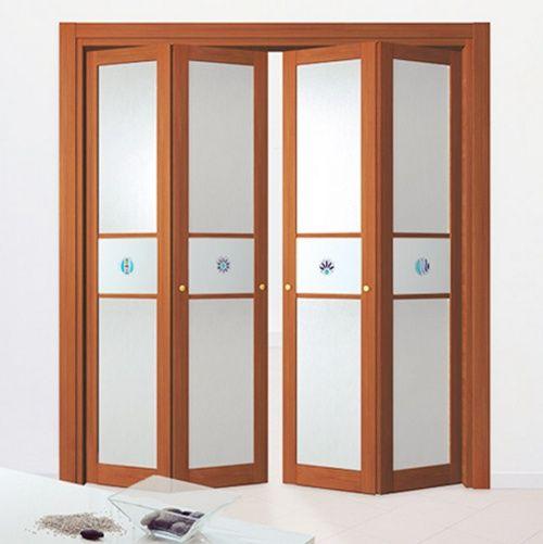 Двері-гармошка для шафи фото