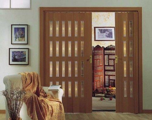 Двері-гармошка фото