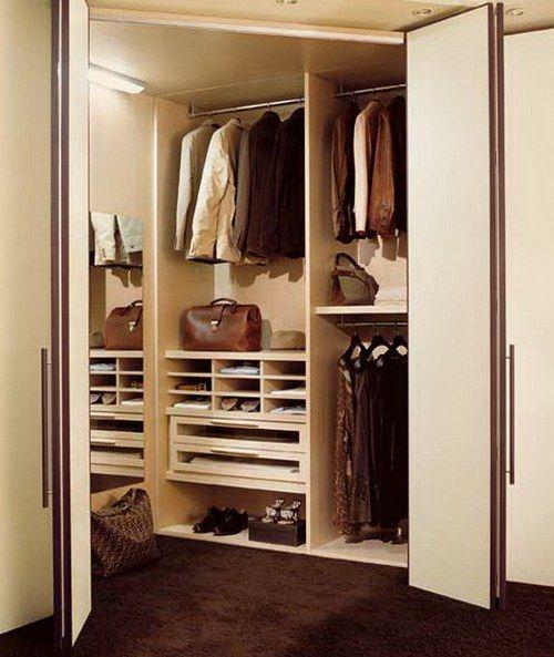 Складні двері-гармошка для вбиральні фото