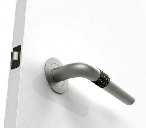 Дверна ручка з кодовим замком Numlock Handle