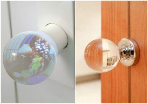 Дизайн дверних ручок фото
