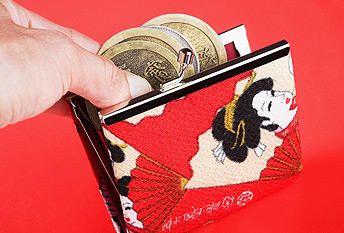 фен шуй гаманець