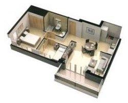 Фото - Фен шуй: план квартири за канонами навчання