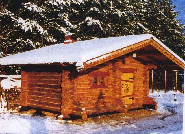 Фото - Фінська лазня - історія, правила поведінки, користь для здоров'я