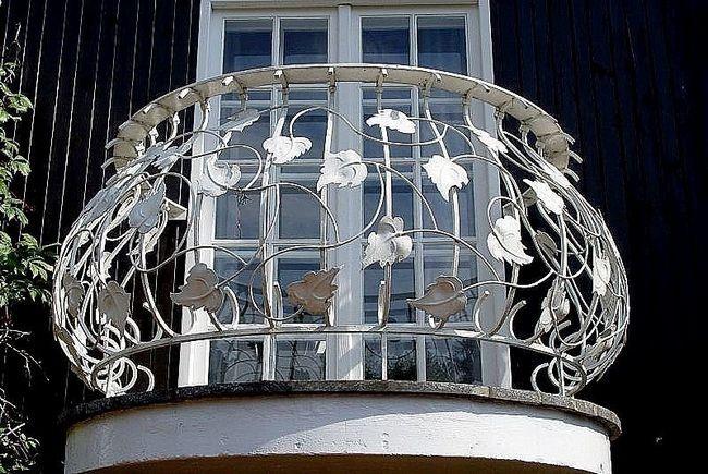 Фото - Форми балконів
